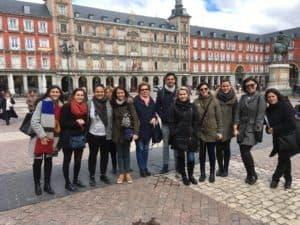 APV Meeting KA1 UNIYOUTH in Madrid