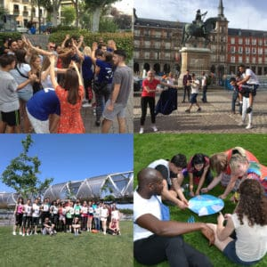 Looking for Partners for a Ka1 Youth Exchange in the centre of Madrid