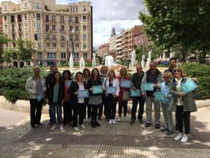 "Training Course ""Educational Psychology"" – Madrid 12th-18th May 2019"