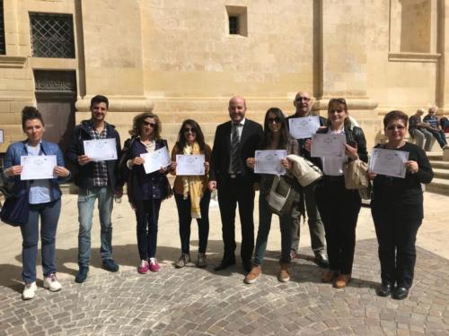 KA2 AEF Juventud - 1st Meeting Malta