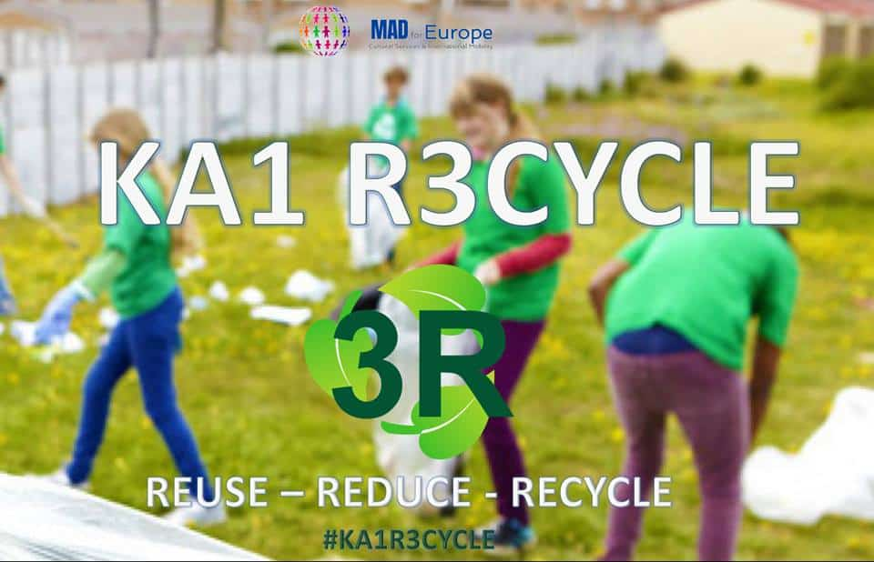 They have approved us a new KA1 about Recycling!