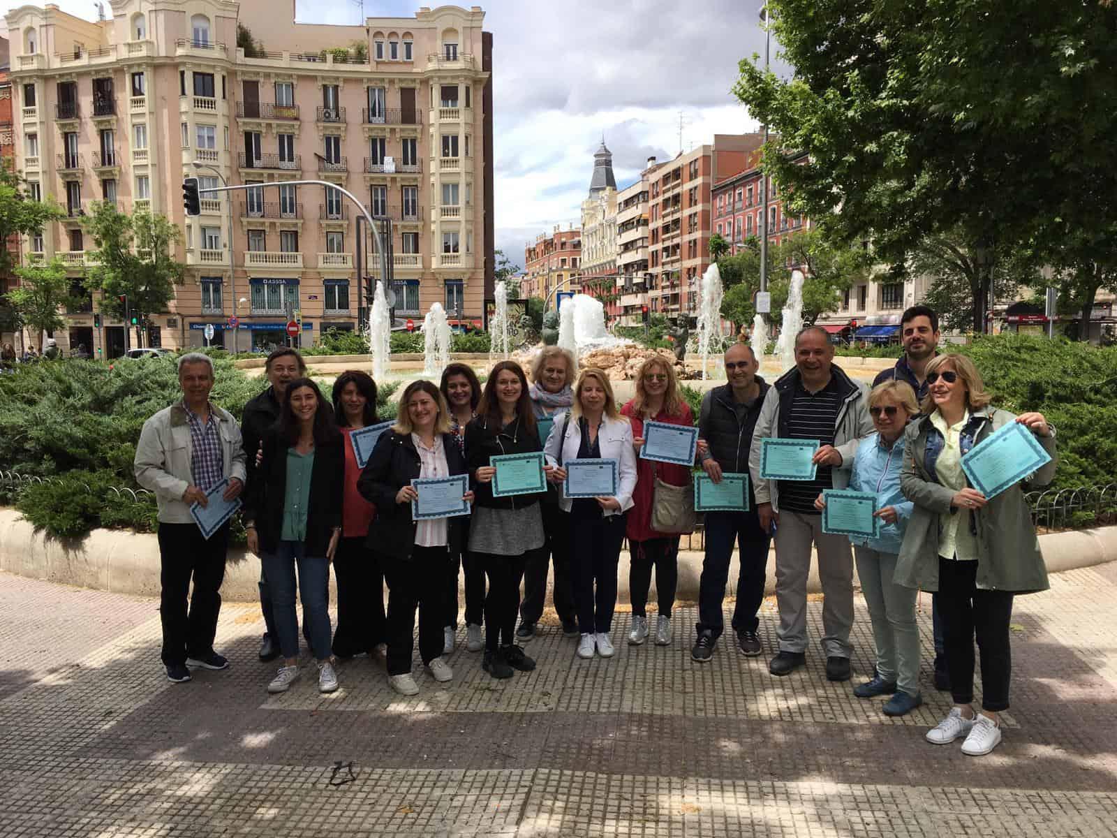 Curso de formación «Psicología Educacional» – Madrid 12 al 18 Mayo 2019