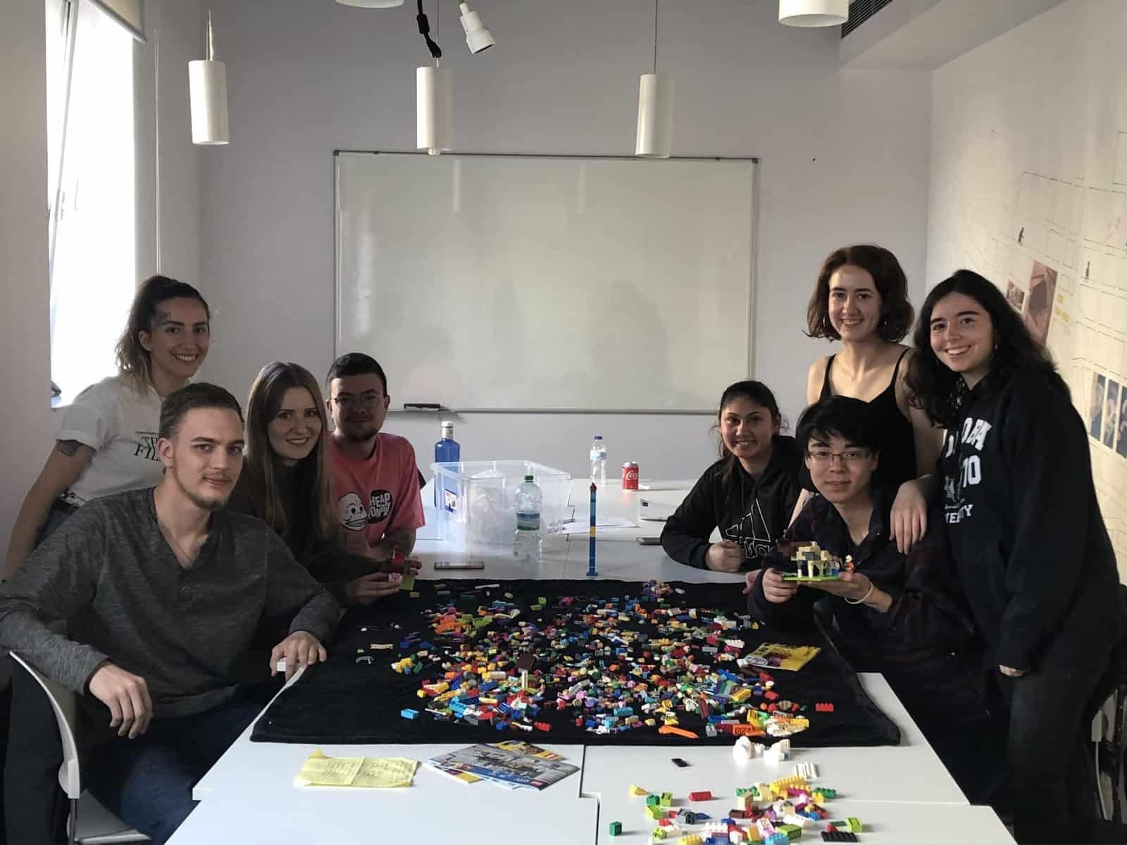 Lego Serious Play Activity – KA2 HOWL