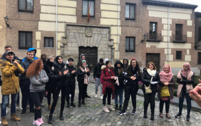 KA1 Youth Exchange about Urban Art: a total success!