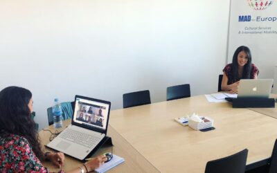 We continue with online meetings