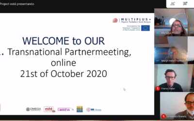 We're partners in a new KA2 Strategic Partnership: Multiplus
