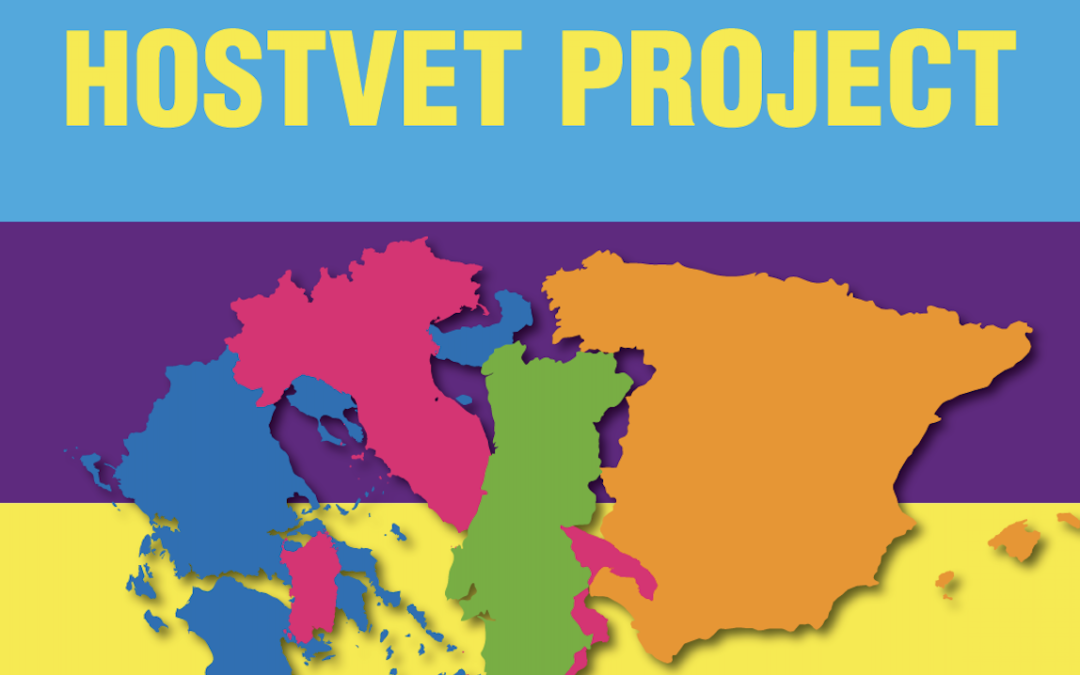 Nueva campaña de difusión del KA2 HOSTVET