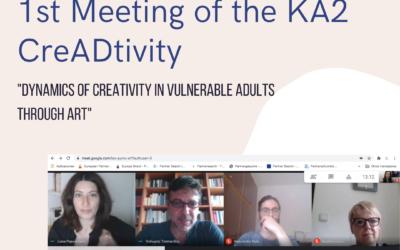 1st Meeting of the KA2 Creadtivity