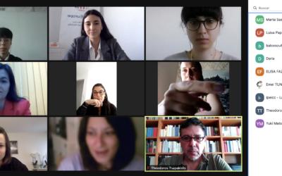 KA1 Youth Exchange Online Meetings