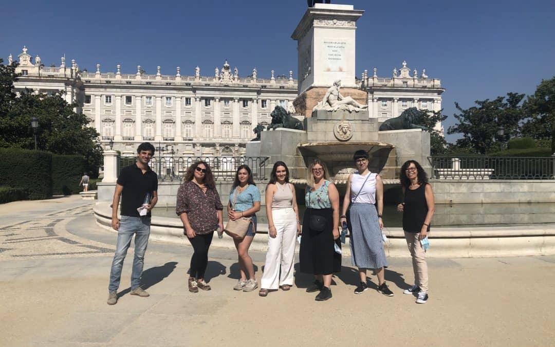 APV KA1 MUC in Madrid