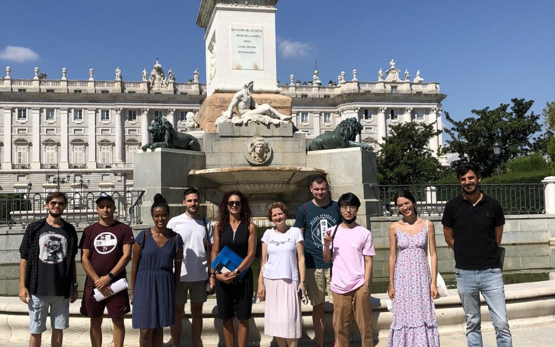 APV UNIEUROPE: the Youth Exchange about Europe